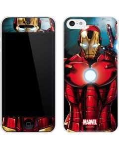 Ironman iPhone 5c Skin