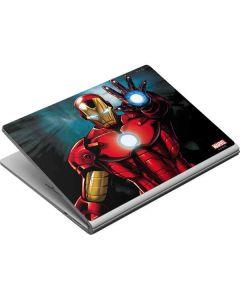 Ironman Surface Book Skin