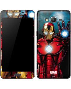 Ironman Galaxy Grand Prime Skin