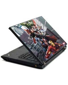 Avengers Team Power Up Lenovo T420 Skin