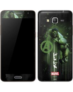 Hulk is Ready Galaxy Grand Prime Skin