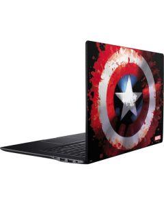 Captain America Shield Ativ Book 9 (15.6in 2014) Skin