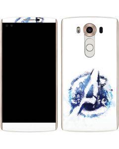 Avengers Blue Logo V10 Skin