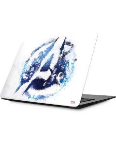 Avengers Blue Logo Apple MacBook Skin