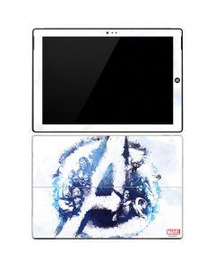 Avengers Blue Logo Surface Pro 3 Skin
