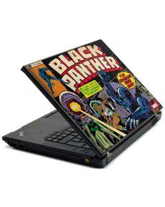 Black Panther vs Six Million Year Man Lenovo T420 Skin