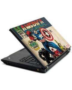 Captain America Big Premier Issue Lenovo T420 Skin