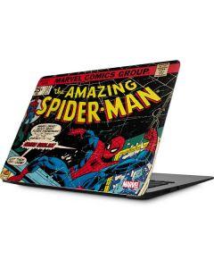 Marvel Comics Spiderman Apple MacBook Skin
