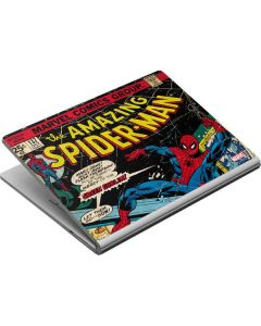 Marvel Comics Spiderman Surface Book Skin
