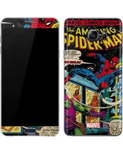 Marvel Comics Spiderman Galaxy Note5 Skin