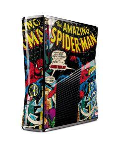 Marvel Comics Spiderman Xbox 360 Slim (2010) Skin
