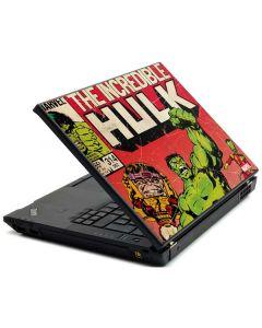 Marvel Comics Hulk Lenovo T420 Skin