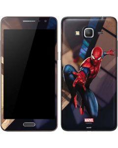 Spider-Man in City Galaxy Grand Prime Skin