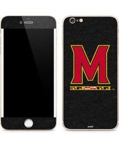 Maryland Logo iPhone 6/6s Plus Skin