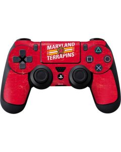 Maryland Terrapins Stripes PS4 Controller Skin