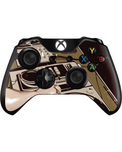 DJ Spinning Xbox One Controller Skin