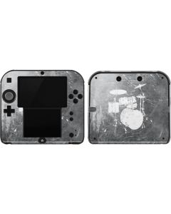 Faded Drumset 2DS Skin