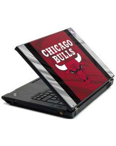 Chicago Bulls Away Jersey Lenovo T420 Skin