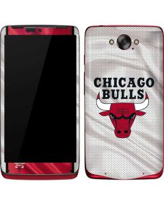 Chicago Bulls Away Jersey Motorola Droid Skin