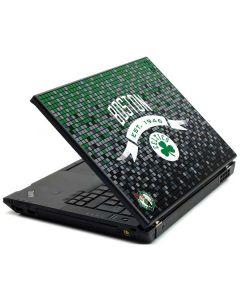 Boston Celtics Digi Lenovo T420 Skin