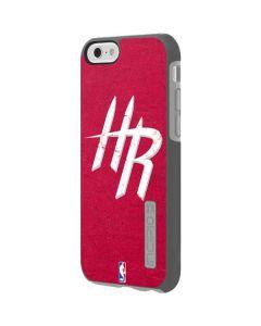Houston Rockets Distressed Incipio DualPro Shine iPhone 6 Skin
