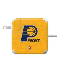 Indiana Pacers Distressed Apple Charger Skin