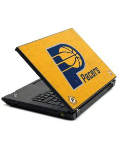 Indiana Pacers Distressed Lenovo T420 Skin