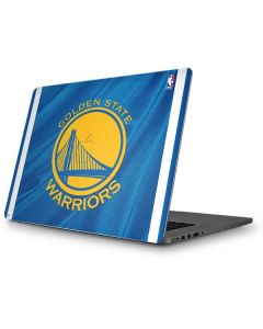 Golden State Warriors Jersey Apple MacBook Pro Skin