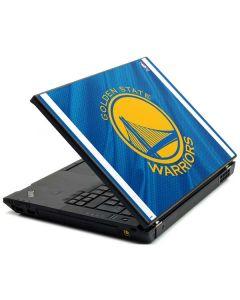 Golden State Warriors Jersey Lenovo T420 Skin