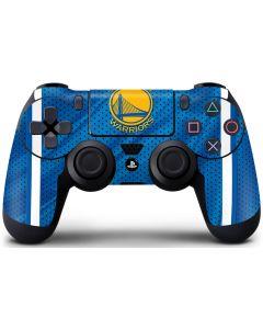 Golden State Warriors Jersey PS4 Controller Skin