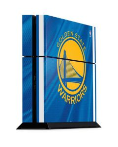 Golden State Warriors Jersey PS4 Console Skin