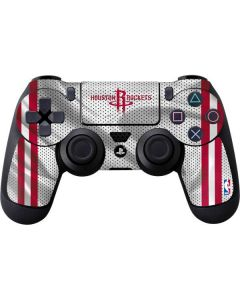 Houston Rockets Home Jersey PS4 Controller Skin