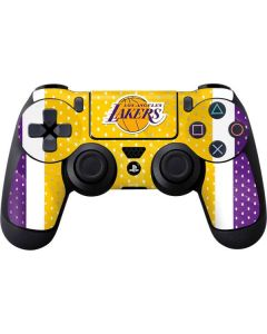 Los Angeles Lakers Home Jersey PS4 Controller Skin