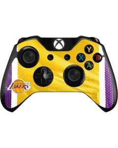 Los Angeles Lakers Home Jersey Xbox One Controller Skin