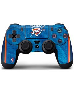 Oklahoma City Thunder Blue Jersey PS4 Controller Skin