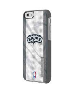 San Antonio Spurs Incipio DualPro Shine iPhone 6 Skin