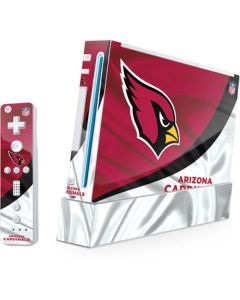 Arizona Cardinals Wii (Includes 1 Controller) Skin