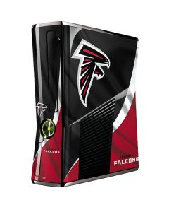 Atlanta Falcons Xbox 360 Slim (2010) Skin