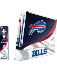 Buffalo Bills Wii (Includes 1 Controller) Skin