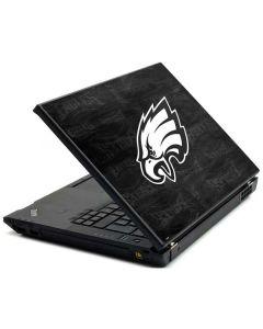 Philadelphia Eagles Black & White Lenovo T420 Skin