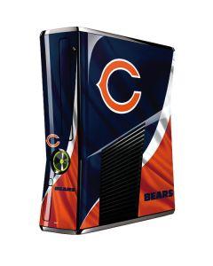 Chicago Bears Xbox 360 Slim (2010) Skin