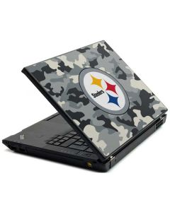 Pittsburgh Steelers Camo Lenovo T420 Skin