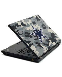 Dallas Cowboys Camo Lenovo T420 Skin