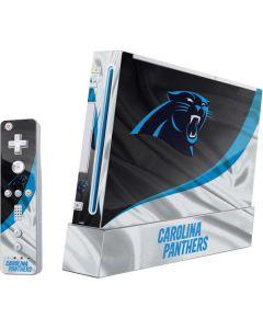 Carolina Panthers Wii (Includes 1 Controller) Skin