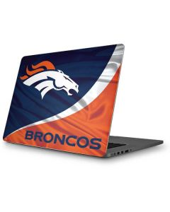 Denver Broncos Apple MacBook Pro Skin