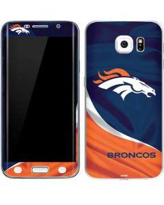 Denver Broncos Galaxy S6 Edge Skin