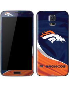 Denver Broncos Galaxy S5 Skin
