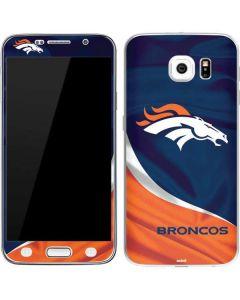 Denver Broncos Galaxy S6 Skin
