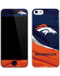 Denver Broncos iPhone 5c Skin