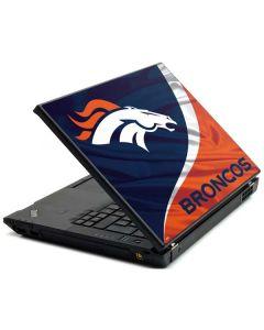 Denver Broncos Lenovo T420 Skin